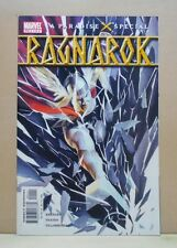 """PARADISE X Vol.1 #1 of 2 """"RAGNAROK"""" Special Marvel 9.0 VF/NM Uncertified A.ROSS"""