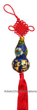 Chinese Cloisonne Chinese Knots - Good Fortune Cloisonne Ornament