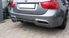 BMW Serie 3 E90 E91 Difusor trasero Difusor Performance para M-Paket Parachoques