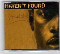(GO466) Pras Michel, Haven't Found - 2005 CD