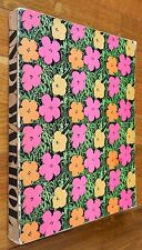 ANDY WARHOL - MODERNA MUSEET STOCKHOLM/FLOWERS CATALOGUE 1969 2ND EDITION - N/F
