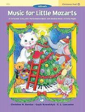 Music for Little Mozarts Christmas Fun, Bk 4