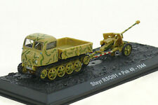 ALTAYA by DeAgostini 1/72 STEYR RSO WITH PAK-40 ANTI TANK GUN ALT0038