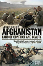 Afghanistan: Land of Conflict and Beauty, John C. Griffiths, New Book