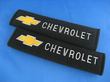 2 x Seat Belt Cover Shoulder Pad Cushion for Chevrolet Cruze Pickup Astro Spark