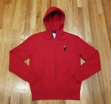 Polo Ralph Lauren Men Bear Hoodie Full Zip Fleece Sweatshirt Limited Edition Sm
