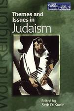Themes and Issues in Judaism (World Religions: Themes and Issues)-ExLibrary