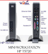THINCLIENT HP TC5720 CPU AMD1500+ RS-232 + LPT HSTNC-001L-TC p/n 398135-001 TC10