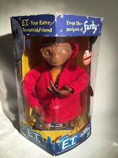 2000 Tiger Electronics INTERACTIVE E.T. FURBY VGC Talks To Other Furbys!