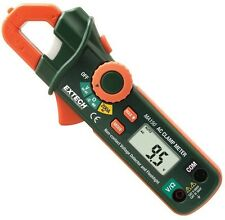 Extech Instruments Manual Clamp Meter Mini 200-Amp AC/DC NCV MA150 Non-Contact