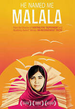 He Named Me Malala (DVD, 2015)FORMER RENTAL