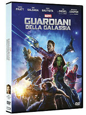 GUARDIANI DELLA GALASSIA (DVD) MARVEL ADVENTURE con Chris Pratt, Zoe Saldana