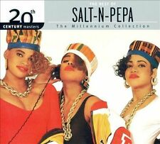 20th Century Masters - The Millennium Collection: The Best of Salt-N-Pepa by ...