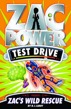 Zac Power Test Drive: Zac's Wild Rescue by H. I. Larry (Paperback, 2009)