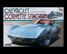 Doyusha 1/12 CHEVROLET CORVETTE STINGRAY Sports Car Kit DBS-3 MIB OOP