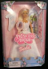 PRINCESS BRIDE BARBIE 2001 MATTEL BEAUTIFUL BARBIE MAGIC MIRROR  NEW IN BOX