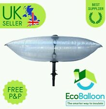The Eco Balloon - Draft Excluder for Chimney 55cm x 25cm. Free Postage.
