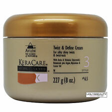 KeraCare Twist & Define Cream 227 g (8 Oz.) Natural Textures with Free Gift