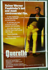 QUERELLE (1983)•Fassbinder•Davis•Original US 1 Sheet 27x41 Movie Poster
