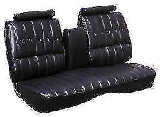 1974-76 Chevrolet Malibu Laguna & El Camino Front Bench Seat Cover with Armrest