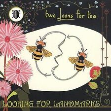 Two Loons for Tea Looking For Lanmarks CD EX