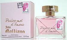 John Galliano Parlez - moi d' Amour 30 ml EDP Spray Neu OVP