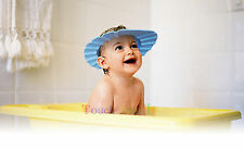 1pcs Baby Kids Children girl boy Shampoo Bath Shower Cap Hat safe New