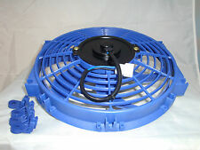 10 INCH LOW PROFILE BLUE HIGH PERFORMANCE THERMO FAN