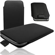 1A Slim Cover Case Schutz Hülle Etui Pull Tab Tasche für HomTom HT7 Pro