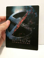 X-Men Apocalypse 3D lenticular Flip effect for Steelbook