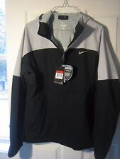 Nike Women's ShieldRunner 3M Flash Running Jacket Black 688559 010 Size L $350