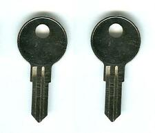 Replacement Keys Jason/Trimark Truck Cap Lock Cut to Your Key Code 200R & 204R