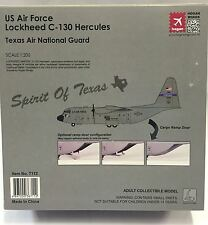 Hogan Wings 7112, Lockheed C-130 Hercules, Texas Air National Guard, 1:200, 14+