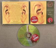 Virgin Promo CD Duran Duran Crowded House Blondie Red Hot Chili Peppers etc