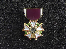*(A19-017) US Orden Legion of Merit Medal US Zivil Pin Hutpin