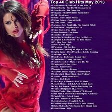 Promo Videos DVD, Top 40 Club/Dance Chart Picks May 2013 and Bonus Material!