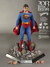 "Evil Supermnan Toy Fair 2013 Exclusive Christopher Reeve DC 12"" Figur Hot Toys"