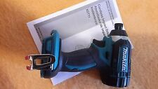 "NEW Makita XDT11Z 18V LXT Lithium-Ion Cordless 1/4"" Impact Driver (Tool Only)"