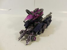 RARE TRANSFORMERS DARK OF THE MOON CYBER METAL ARMOR SHOCKWAVE FIGURE HASBRO