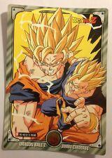 Dragon Ball Z Jumbo Carddass 9