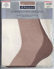 Aristoc Harmony Point Full Fashioned Stockings Vintage Nylons (Stocking size 9)