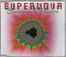 Supernova - Summer Of Love - CDM - 1995 - Eurodance Key One