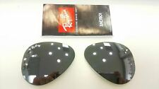 CRISTALES RAY BAN AVIATOR RB3025 W3277 CAL.58 ESPEJO PLATA RB8307 ORIGINALES NEW