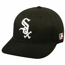 Chicago White Sox MLB Adult Cotton Twill Adjustable Cap Hat
