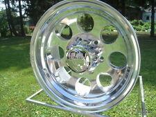 171 POLISHED ION 16X10 8 LUG CHEVY GMC TRUCK FORD DODGE WHEEL BAJA MICKEY STYLE