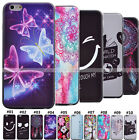 Various Silicone Case Soft Cover Skin Painted TPU Back For Apple 5/5S 6/6S Plus
