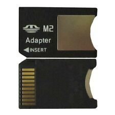 M2 To Memory Stick PRO DUO Card Adapter For SONY 1GB 2GB 4GB 8GB