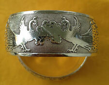 SACRED LUCK LOVE & PROTECTION SILVER FASHION BRACELET BLESSED BY MIRACLE MONKS13