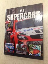 V8 SUPERCARS OFFICIAL MOTOR RACING BOOK COLLECTORS FORD HOLDEN PETER BROCK HRT