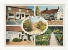 Views of Ringstead Norfolk Postcard 447a